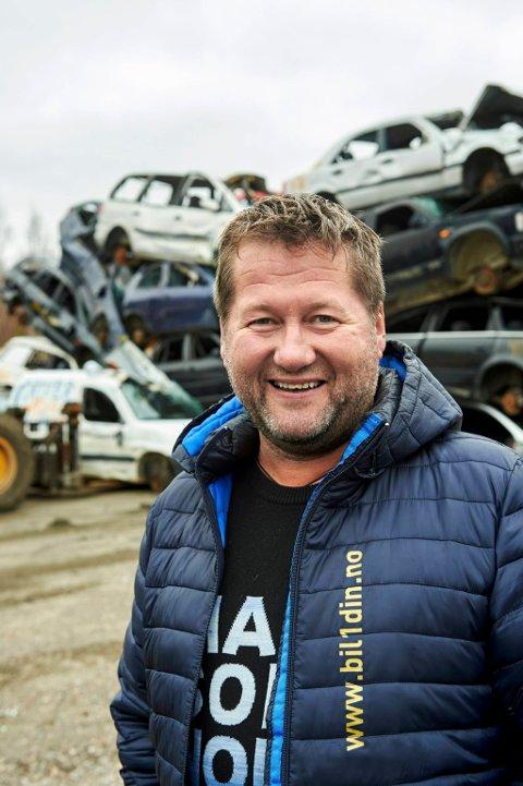 BESTEFAR BJARNE: Bjarne Brøndbo er blitt bestefar for første gang – og hinter samtidig til at den nye tilværelsen kan bety slutten for D.D.E.