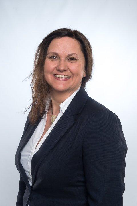 Ordførerkandidat Hilde Rønningsen (SV).