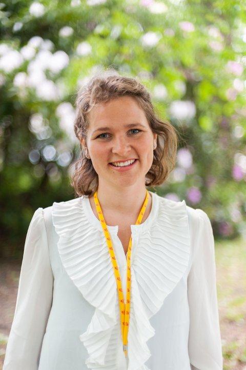 Fylkestingskandidat fra Sandefjord