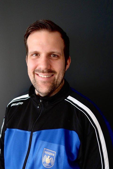 Thomas Edland er ny mann i Tanangerhallen. Fra 1. mai tar han over damelaget til Havørn.