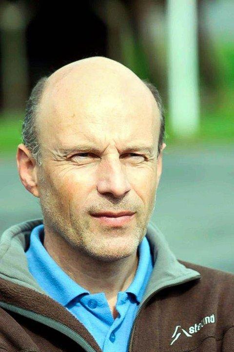 NY RUNDE: Det blir ny søknadsrunde for å ha fleire kandidatar å velge i, seier regionrådsordførar, Erik Skjervagen.