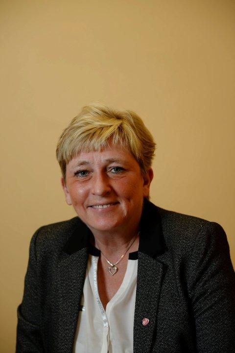 TIL HJELP: Daglig leder Mary-Ann Oshaug ved Incestsenteret i Vestfold håper barn som kjenner seg igjen i historien om «Blekkspruten» tar kontakt.