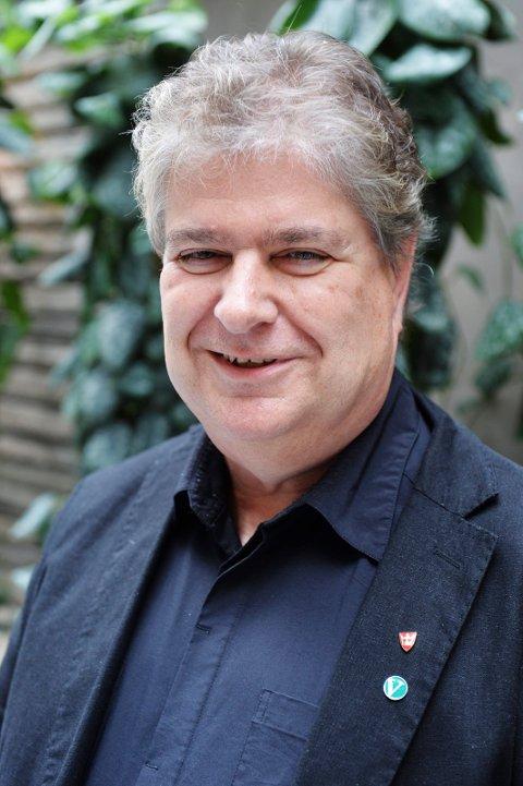 Kåre Pettersen, gruppeleder for Venstre i fylkestinget.