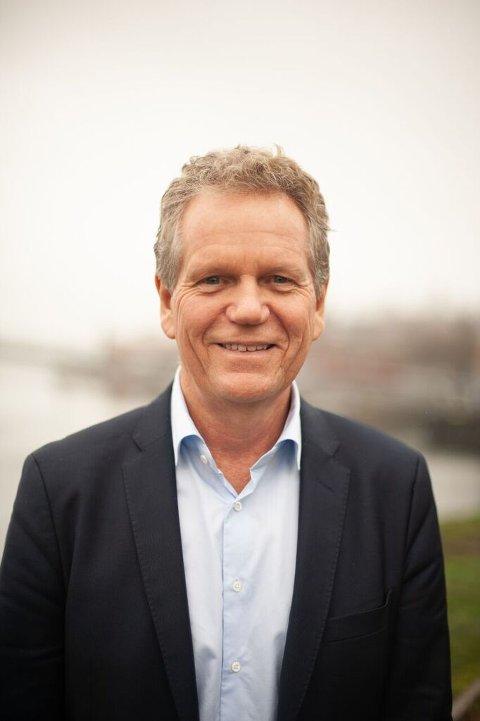 Egil Johansen, rådmann Tønsberg kommune.