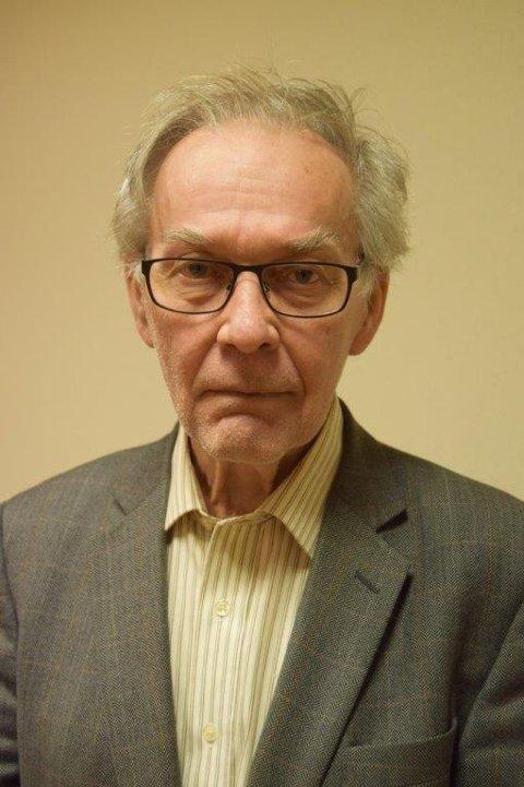 Ordførerkandidat Odd Jørgen Sørengen