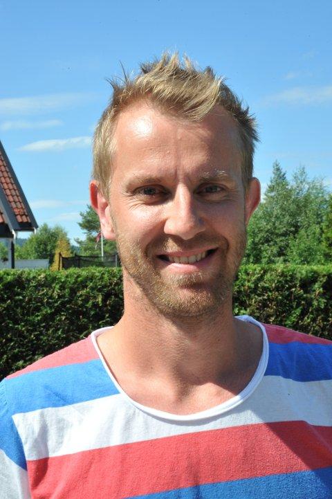 Jørgen Klem er ansatt som ny daglig leder i Nittedal Idrettslag.