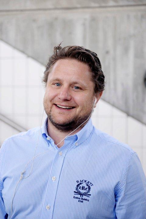 Tønsberg/Nøtterøy- investor Kristian Lundkvist satser kraftig på mobile businessløsninger.
