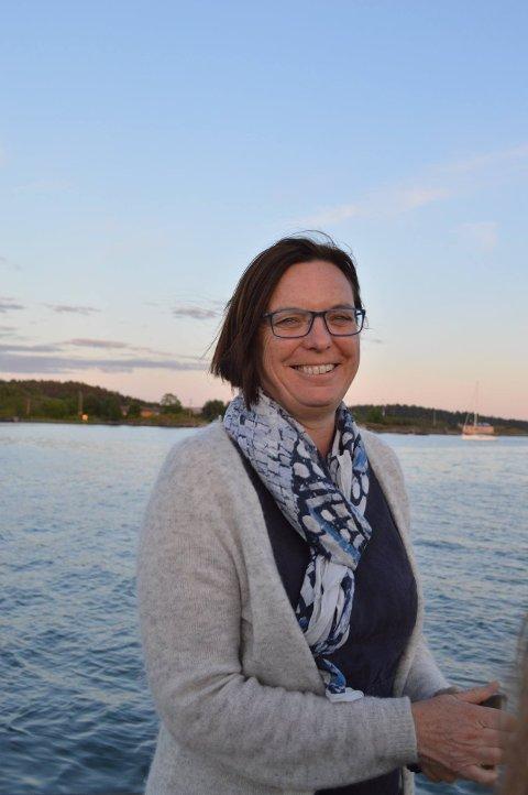 FRILLIGHET: 1. juni starter Kari Mette Høstvik opp som frivilligkoordinator i Øvre Eiker kommune.