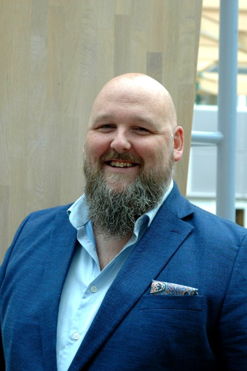 Tom Anders Solberg ble nylig valgt som leder for Enebakk Idrettsforening.