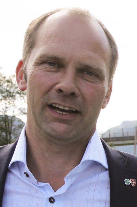 EKSTRA: Oddmund Klakegg gler seg over ekstra tilskot på 350.000 kroner frå IMDi.