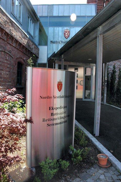 TINGRETTEN: Dømte Nav-svindler til fengsel.