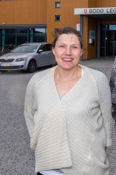 Legevaktssjefen i Bodø, Jannicke Fosdal, sier at pollensesongen i nord er på hell.