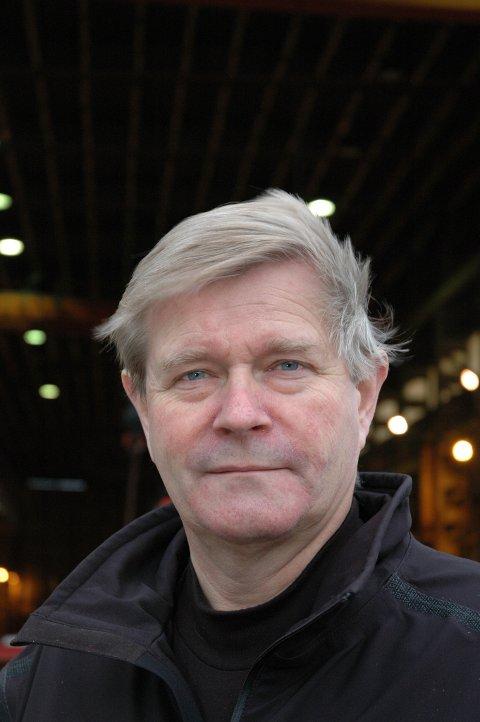 Geir Skaala. (Arkivfoto).