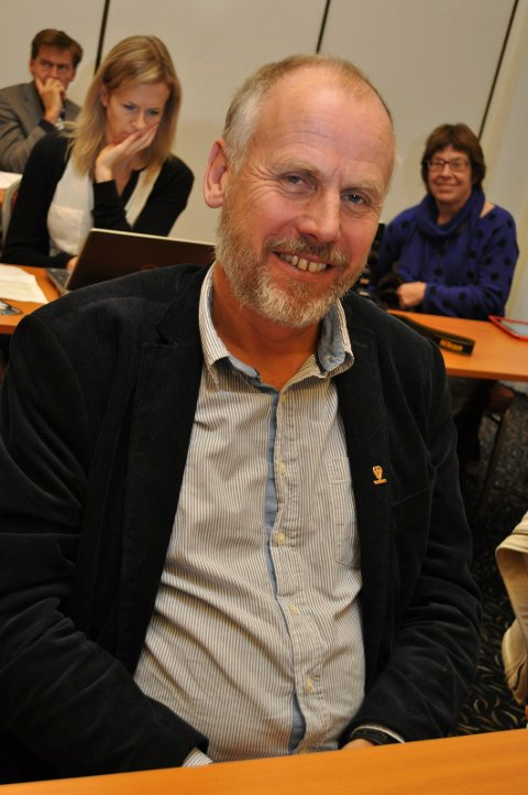 VENSTRE-POLITIKER: Eivind Brenna. ARKIVBILDE