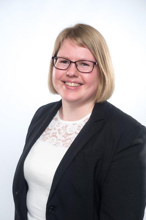 Cathrine Hauknes Lundenes i Rana SV