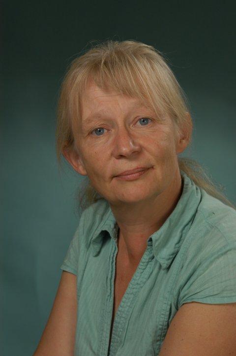 BOTANIKER: Kristina Bjureke ved Naturhistorisk museum i Oslo.