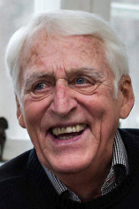 LEGENDE: Tormod Knutsen (1932-2021)