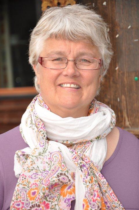 Skuffet: Margrethe Øvrelid i flyktningtjenesten.