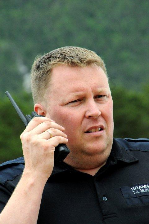 Tom Are Nilstad (44) har vært brannsjef i Sel siden 2012. Nå er han klar for større utfordringer.