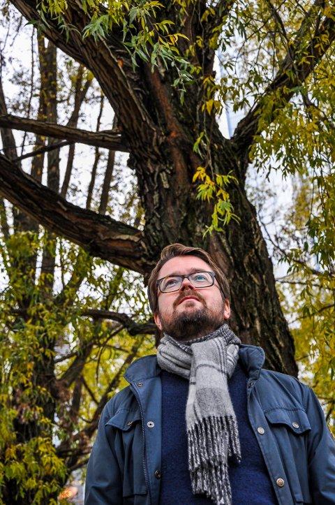 DOKTOR PÅ PRØYSEN: Bjørn Ivar Fyksen har tatt doktorgrad på Prøysens forfatterskap.