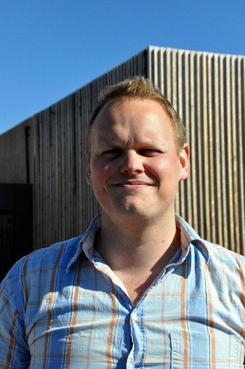 SLUTTER: Bjørn Olav Laksosnes