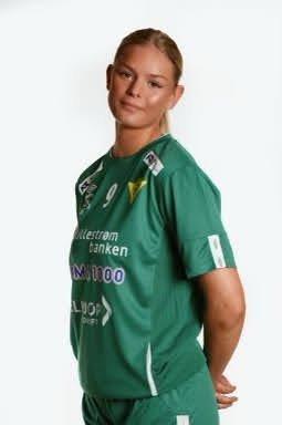 Klar for Larvik: Mie Rakstad tar turen fra Fjellhammer til Larvik HK. Den hardtskytende 21-åringen har signert en treårskontrakt gjeldende fra høsten.