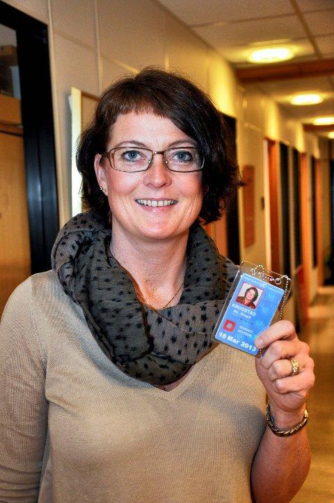Fornøyd: Rangdi Krogstad har tro på den nye ordningen som gir pasienter mulighet for rask hjelp.