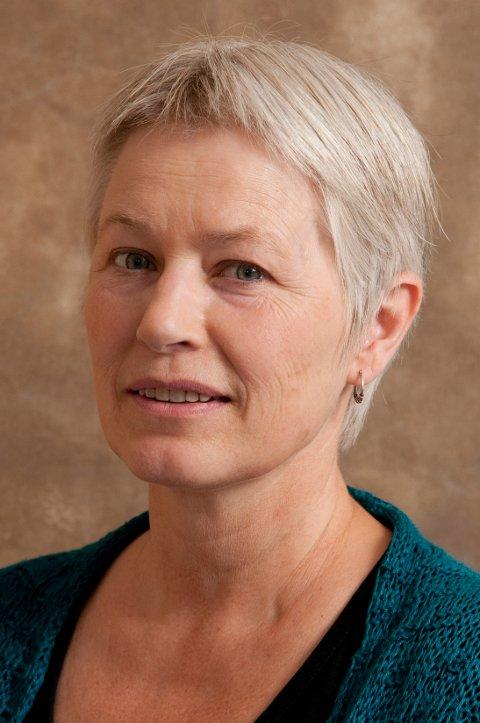 Forskar Kari Stensgaard.