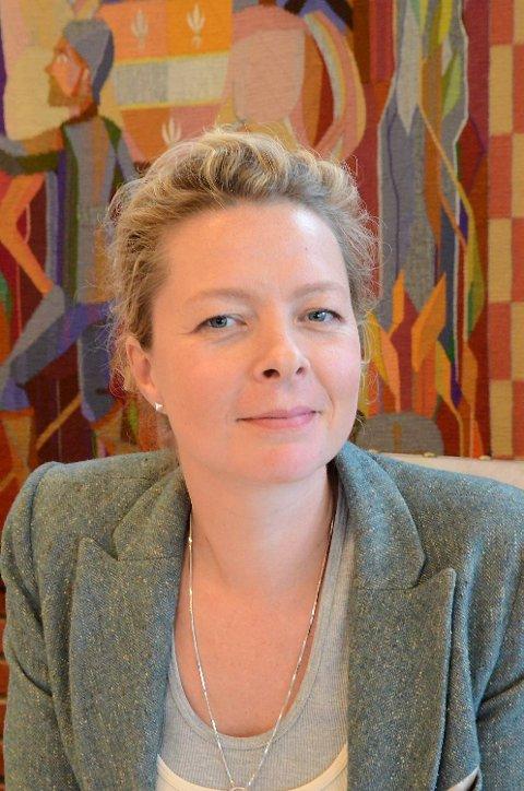 Politiadvokat Hedvig Moe Øren leder etterforskingen av saken.