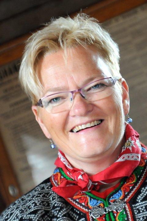 FRA SEIER TIL SUKSESS: Laila Brøste venter mange tusen til Bjorli.