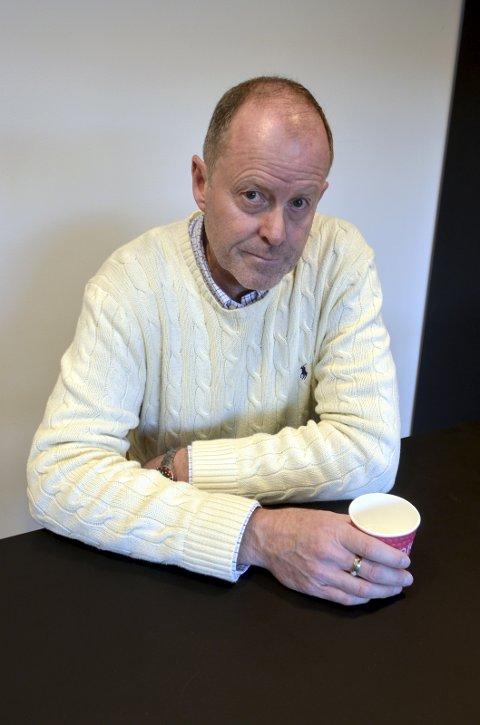 - Dette er systemsvikt, hevder Børge Wilhelmsen i begynnelsen av november. Nå har han fått medhold i Helfo og er godt fornøyd.  (Foto: Halvor Torgersrud)