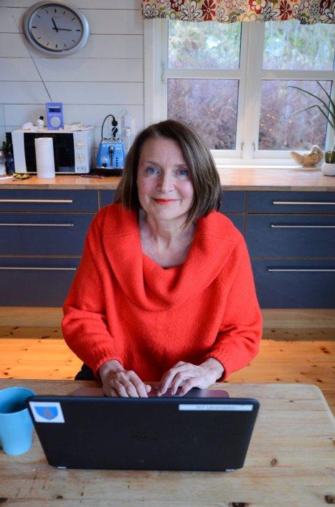 Else Marie Sandal er kultur- og idrettssjef i Ullensvang kommune. Arkivfoto: Privat