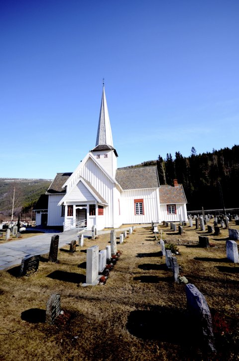 Sel kirke ble forsøkt påtent 19.mars i år.
