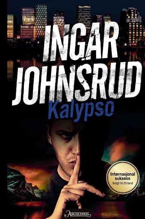LANSERT DENNE UKEN: Boka Kalypso er bok nummer to for den tidligere VG-journalisten fra  Holmestrand.