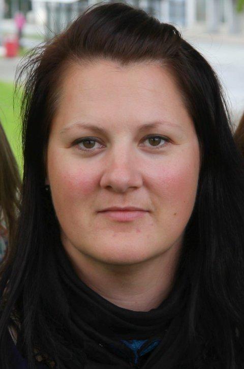Karianne Torvanger, leiar i levekårsutvalet i Flora kommune.