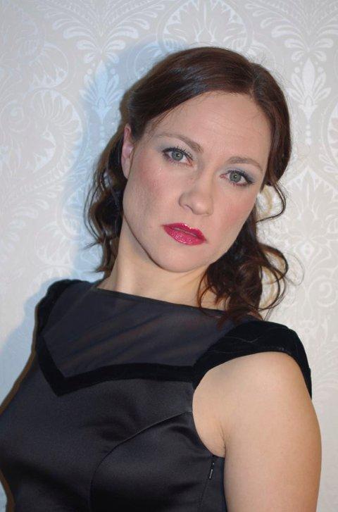DISSE KOMMER TIL RØROS: Sopranen Magnhild Korsvik er en av solistene. Halvor Melien, baryton, er den andre som kommer. Dirigent er Gergely Madaras.