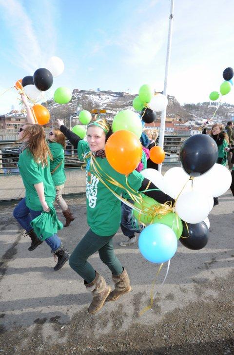 Festival: Det startet med «Bom Kræsj Bang» i 2004, og siden 2010 har det utviklet seg til «Levende Risum». De unge kulturarbeiderne har satt farge på Halden. Nå kan det bli flytting til Moss.