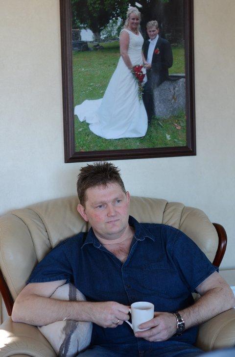 I 2015 mista Knut Arne Hauge kona si Lillian etter at ho hadde levd med kreft i seks år. Han er oppteken av at kreftomsorga i Kvinnherad må vera god, slik den var for han, Lillian, og familien deira. Han meiner kreftkoordinatoren må vidareførast.