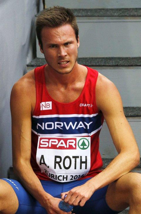 FERDIG: Ull/Kisa-løperen Andreas Roth legger opp, og er usikker på framtiden vil bringe.Foto: NTB scanpix