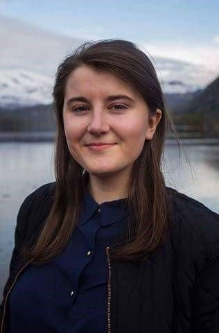 Sandra Tenud, AUF Sogn og Fjordane