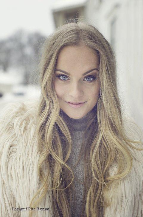 Mange tar feil: Sara mener mange nordmenn har et feil inntrykk av skjønnhetskonkurranser som Miss Universe.