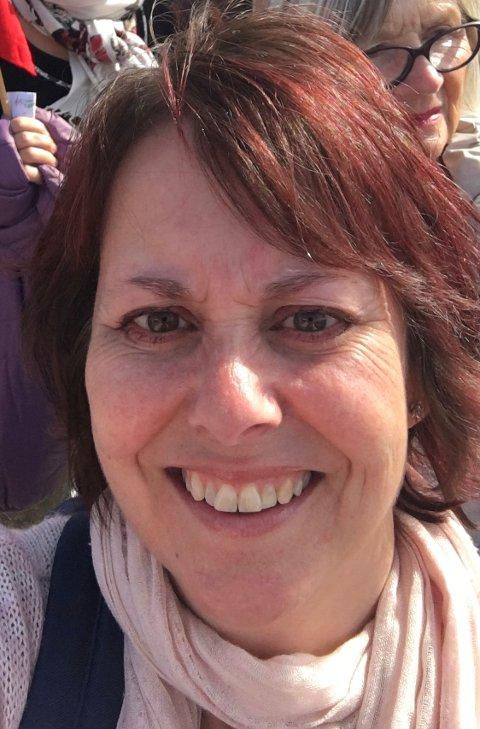 SPENNENDE: Anita Salthaug vil inn i kommunestyret og utfordrer Zvonimir Vojtulek ved kommende valg.