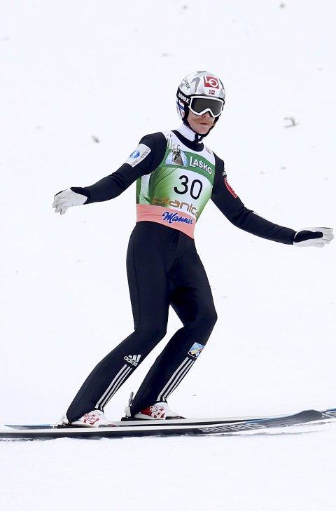 FJERDEPLASS: Robert Johansson avsluttet verdenscupsesongen med fjerdeplass. Foto: NTB scanpix