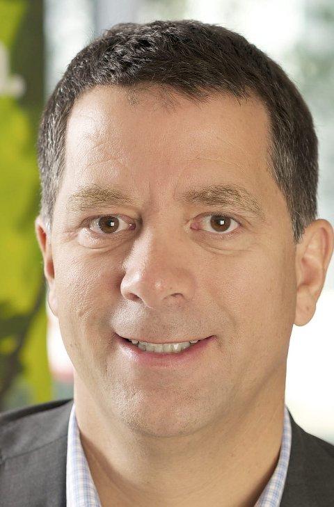 OVERRASKET: Informasjonsdirektør Sigurd Ulven er overrasket over klagen.