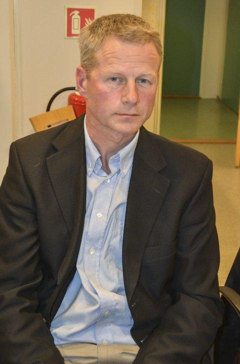Knut Aall: Kan få selskap av 4-5 andre fra Xtra-lista i det nye kommunestyret. Arkivfoto