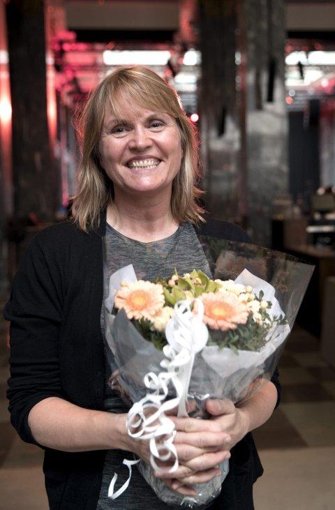 NINA LYKKE: Prisbelønt forfatter og i salongen 6. april.