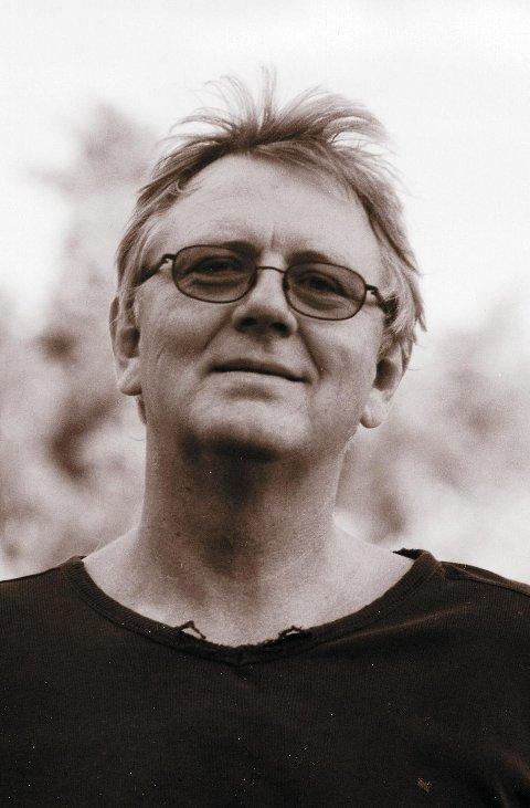 Forfatter og filosof Tore Stubberud fra Rakkestad.
