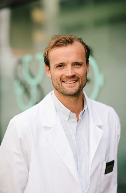 Dr. Daniel Sørli har gode råd til hvordan man best kan beskytte seg mot å bli syk.
