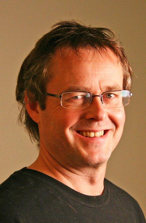 Arnodd Håpnes, biolog og fagleder i Naturvernforbundet. (Foto: Privat)