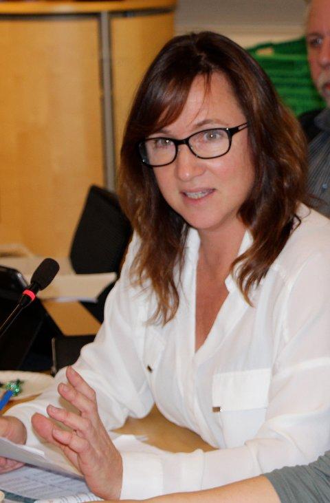 Irene Heng Lauvsnes (H) deltok på lokalt kvinnedagsarrangement og ble provosert. Hen mener at samhold er viktigere enn politisk markering. (Arkivfoto)
